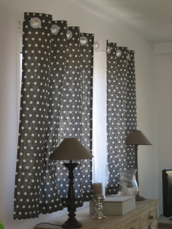 double rideaux pas cher my blog. Black Bedroom Furniture Sets. Home Design Ideas